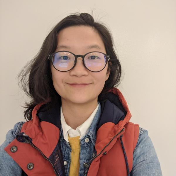 Boren Award: Naomi Chang
