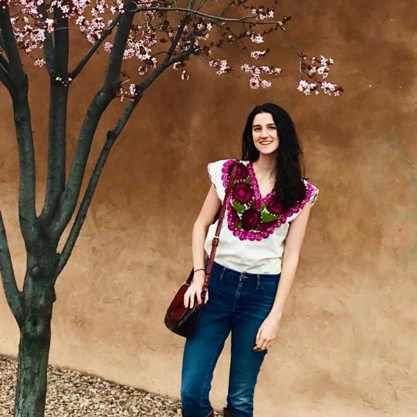 Fulbright Program: Maya Friedli-Schroeder