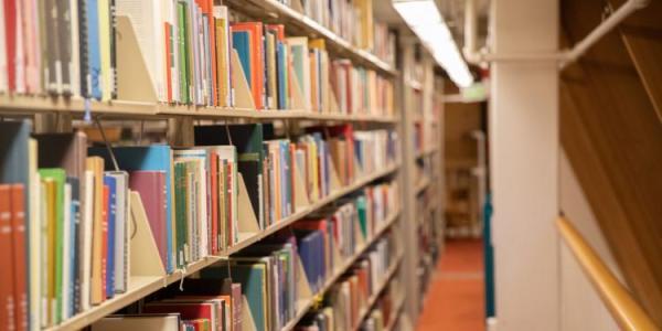 Norlin Library stacks