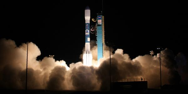 ULA rocket launch