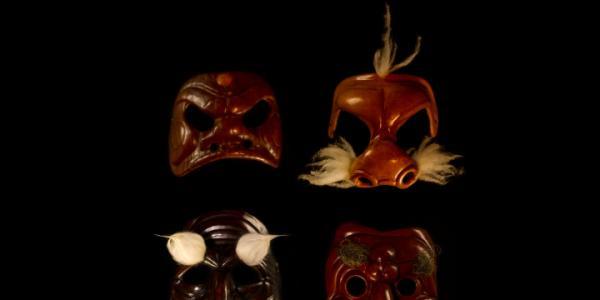 Classic Italian masks