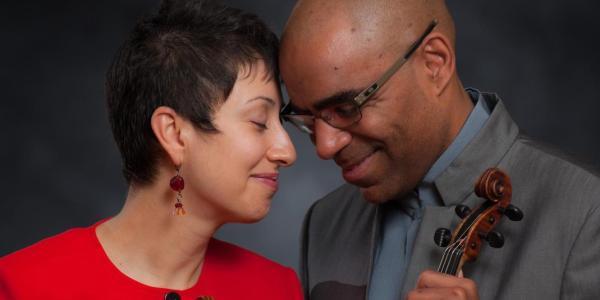 Afa and Aaron Dworkin
