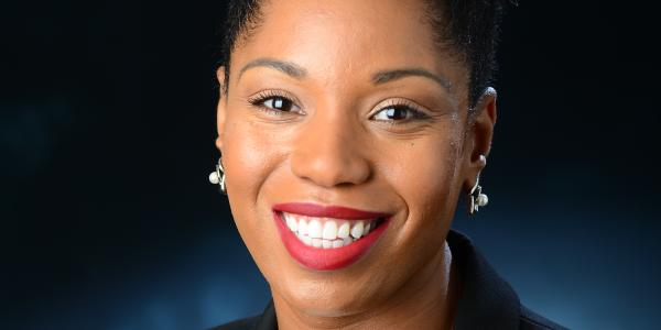 Dean of Students and Associate Vice Chancellor for Student Affairs Akirah J. Bradley