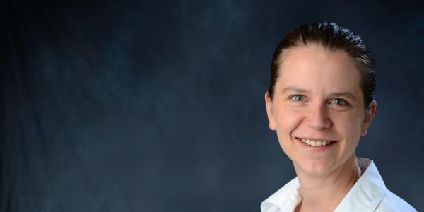 Associate Vice Chancellor for Advancement Anne Shoup