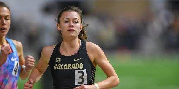 CU cross country and track and field athlete Kaitlyn Benner was selected Pac-12 Woman of the Year for the 2018-19 academic year