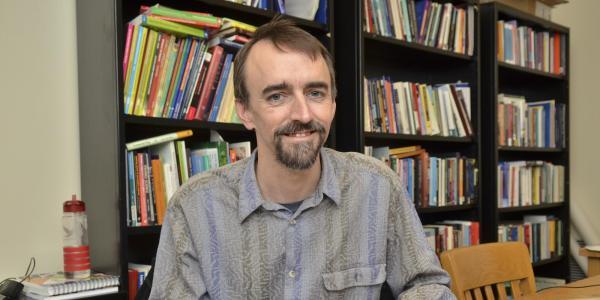 CU Boulder School of Education Professor Bill Penuel