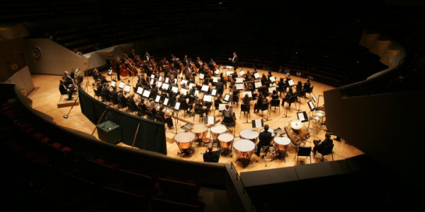 Concert in Boettcher Concert Hall
