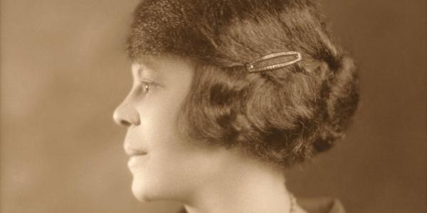 Lucile Berkeley Buchanan (from the Buchanan Archives)