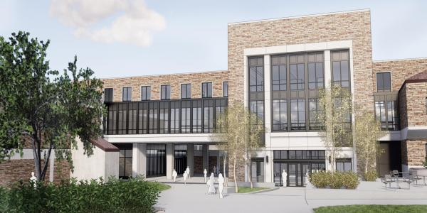 Engineering-Leeds addition rendering