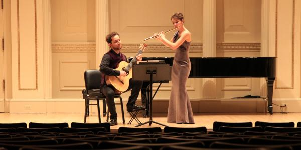 CU Boulder affiliates perform at Carnegie Hall