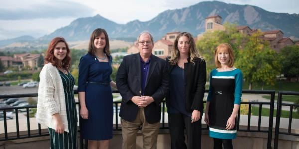 Center for Ethics and Social Responsibility staff