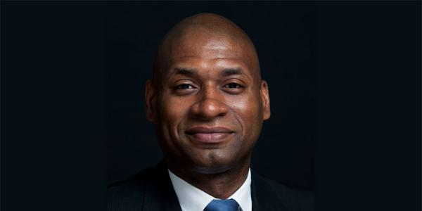 Portrait of Charles Blow