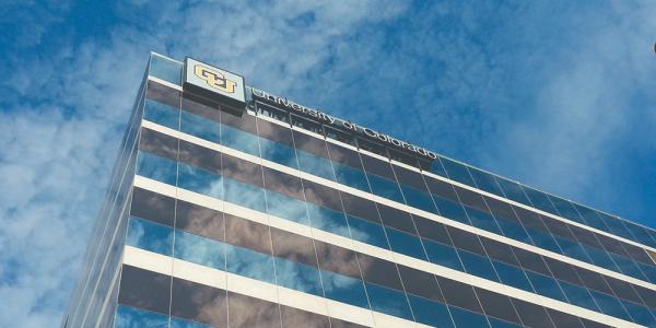CU System offices in Denver