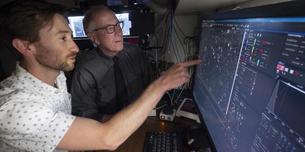 Daniel Youmans and Tom Cech