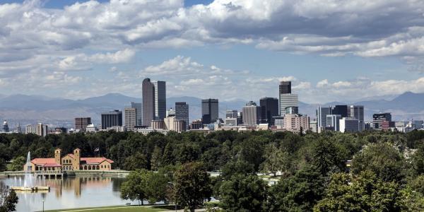 Stock photo of Denver