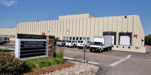 CU Boulder Distribution Center