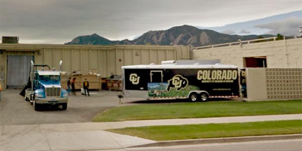 CU Boulder Distribution Center