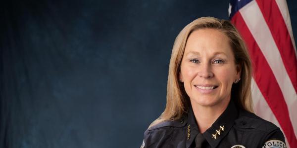 CU Boulder Police Chief Doreen Jokerst
