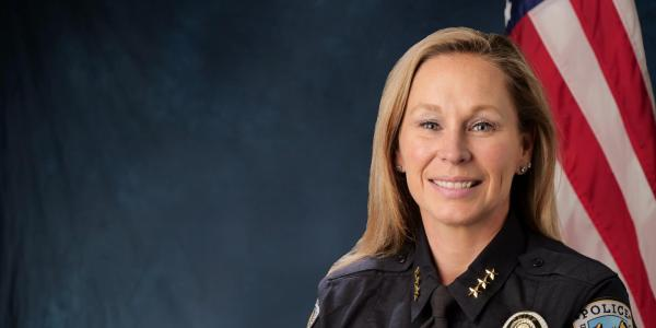 Chief of Police Doreen Jokerst