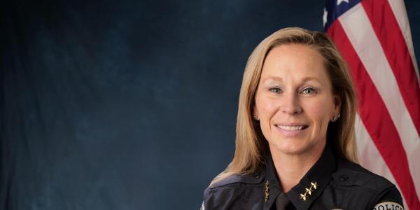 CU Boulder Chief of Police Doreen Jokerst