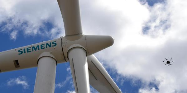 Siemens Gamesa drone-based imaging system
