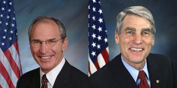 Bob Beauprez and Mark Udall