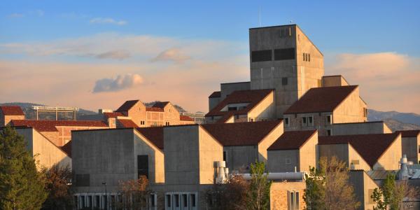 CU Boulder Engineering Center