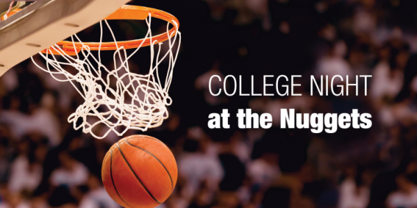 CU Night at the Nuggets image