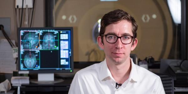 CU Boulder postdoctoral researcher Philip Kragel