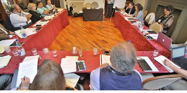 Global Ambassadors working session