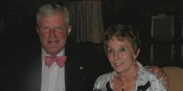 Jerry and Doree Hickman