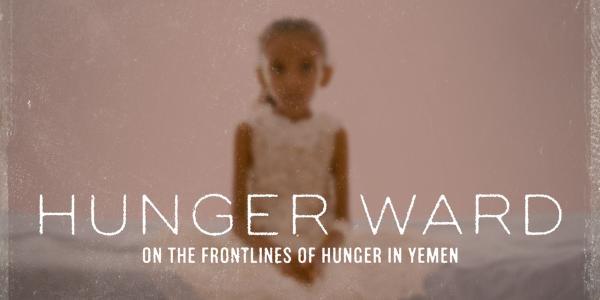 Hunger Ward film poster