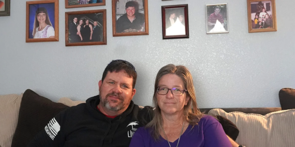 Kevin and Lee Ann Lyster