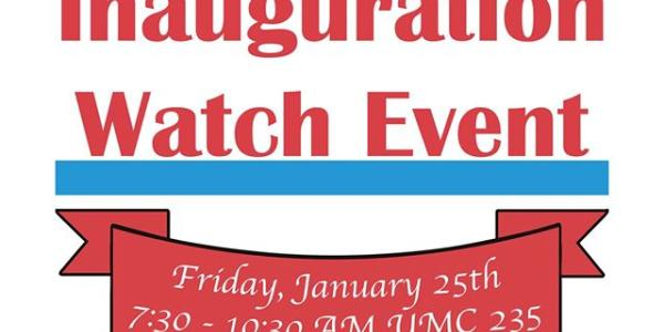 Inauguration Event