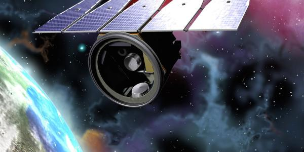 Image of a space craft