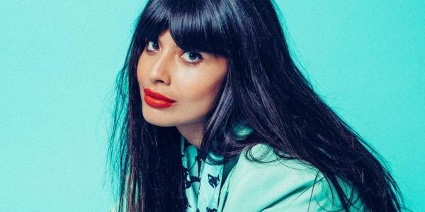 Actress Jameela Jamil
