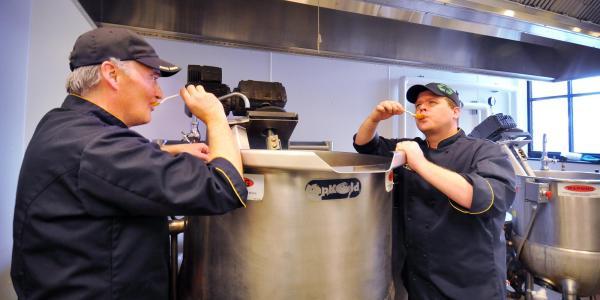 C4C chefs taste-test chili