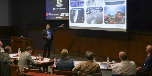 Lab Venture presentation
