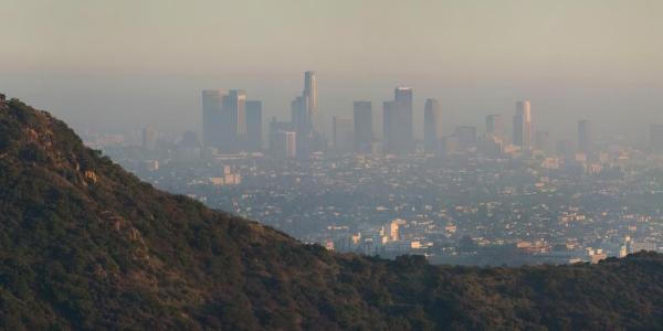 L.A. smog