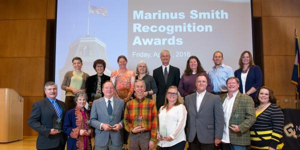 Marinus Smith Award