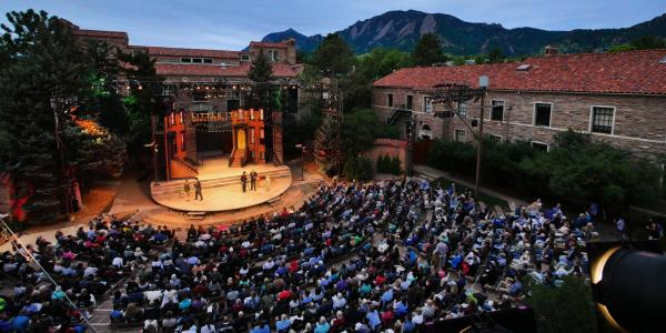 The Colorado Shakespeare Festival at the Mary Rippon Theatre