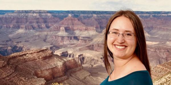 ATLAS Outstanding Graduate Michelle Galetti