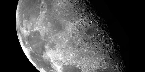 The Moon (Image credit: NASA)