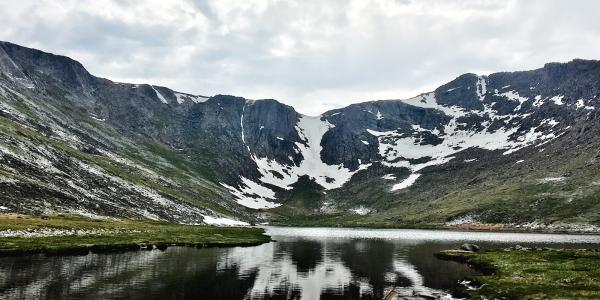 Mount Evans.