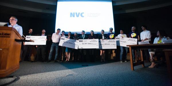 New Venture Challenge finals 2016