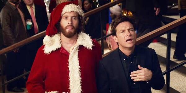 Office Christmas Party - T.J. Miller and Jason Bateman