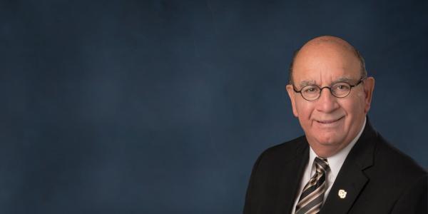 Philip P. DiStefano, CU Boulder chancellor