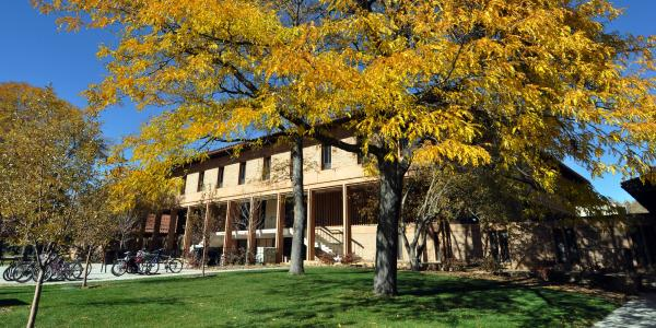 The CU Boulder Regent Administrative Center