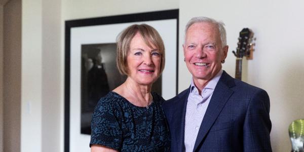 John and Kathy Rosenbloom