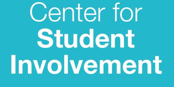 Center for Student Involvement Logo.